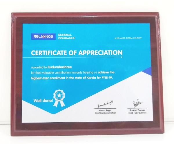 Kudumbashree   Achievements and Awards